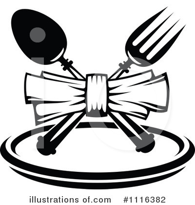 Chef Clipart #1116382 by Vector Tradition SM
