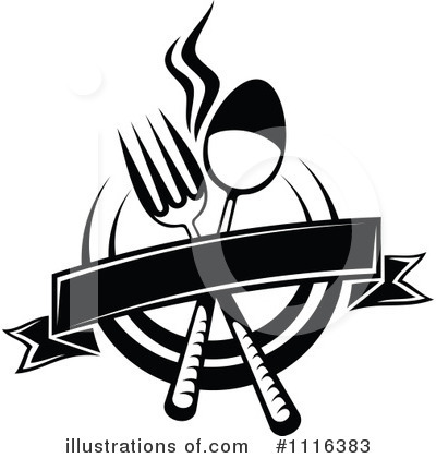 Restaurant Clipart #1116383 by Vector Tradition SM