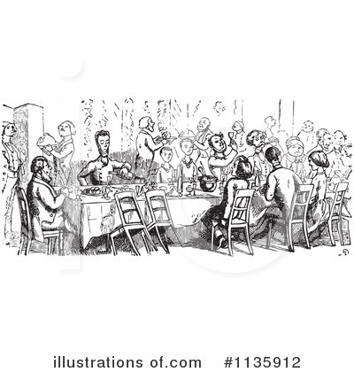 Restaurant Clipart #1135912 by Picsburg