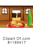 Restaurant Clipart #1189417 by Graphics RF