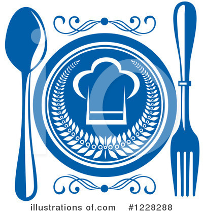Restaurant Clipart #1228288 by Vector Tradition SM