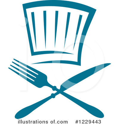 Restaurant Clipart #1229443 by Vector Tradition SM