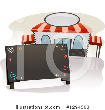 Dining Clipart #1294563 by BNP Design Studio