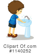 Royalty-Free (RF) Restroom Clipart Illustration #1140252