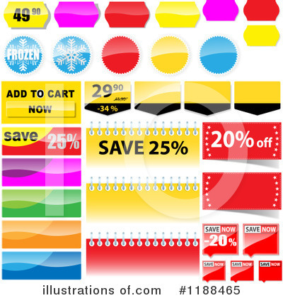 Sales Clipart #1188465 by dero