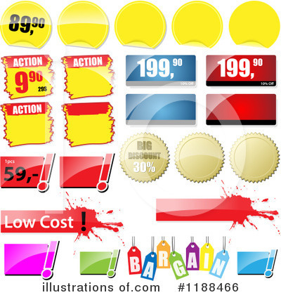 Sales Clipart #1188466 by dero