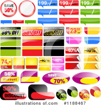 Sales Clipart #1188467 by dero