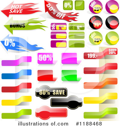 Sales Clipart #1188468 by dero