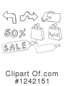 Retail Clipart #1242151 by Graphics RF