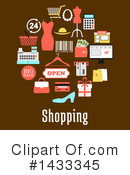 Retail Clipart #1433345 by Vector Tradition SM