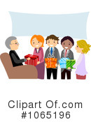 Royalty-Free (RF) Retirement Clipart Illustration #1065196