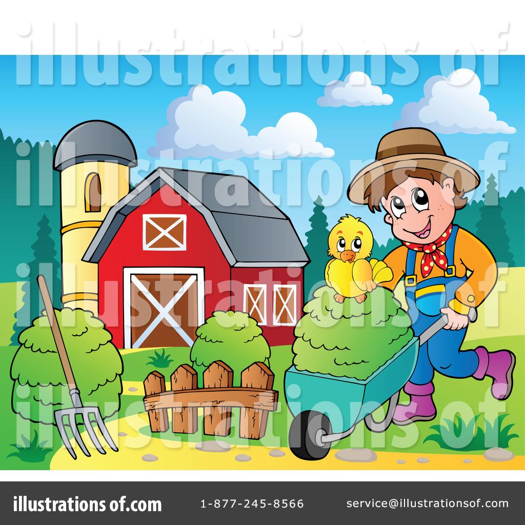 Agriculture Clip Art : Agriculture clipart illustration by visekart