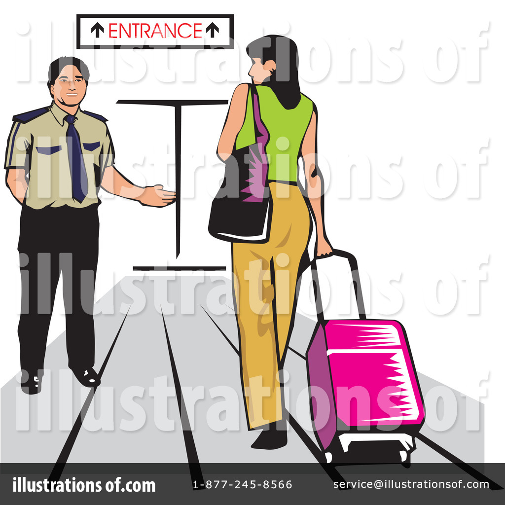 airport safety clipart - photo #23