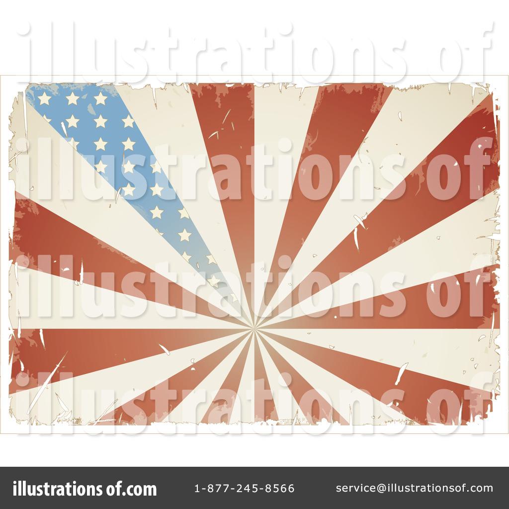 - royalty-free-rf-american-flag-clipart-illustration-by-anja-kaiser-stock-sample-81704