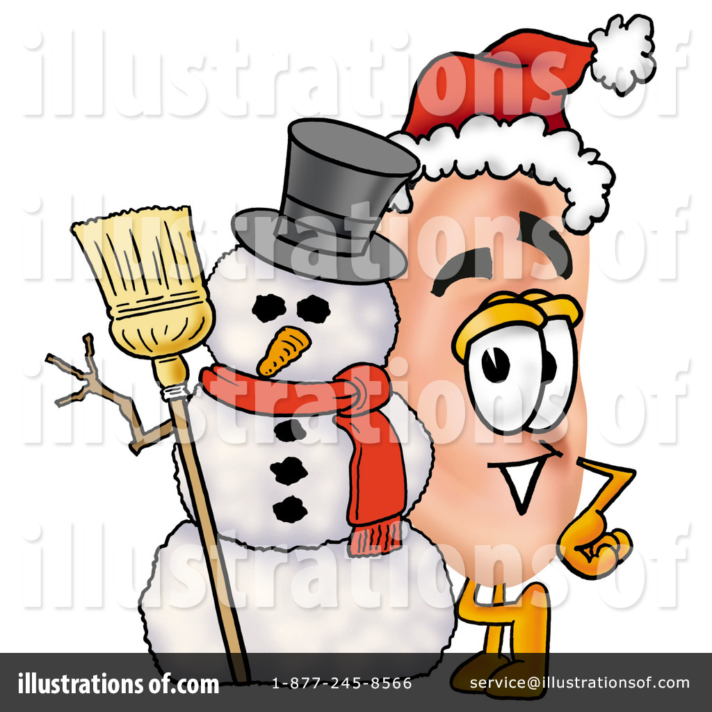 Characters from frosty the snowman