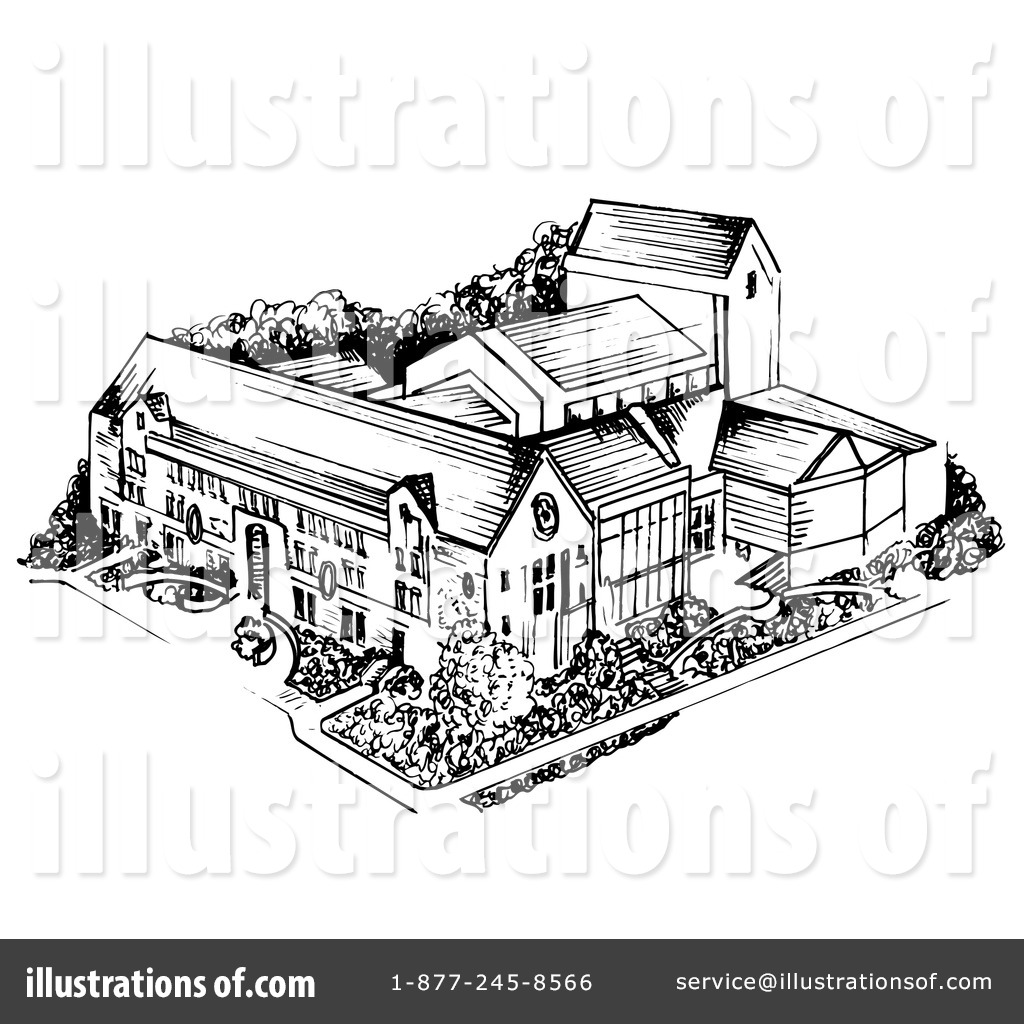 Architecture clipart 16094 illustration by andy nortnik royalty free rf architecture clipart illustration 16094 by andy nortnik ccuart Images