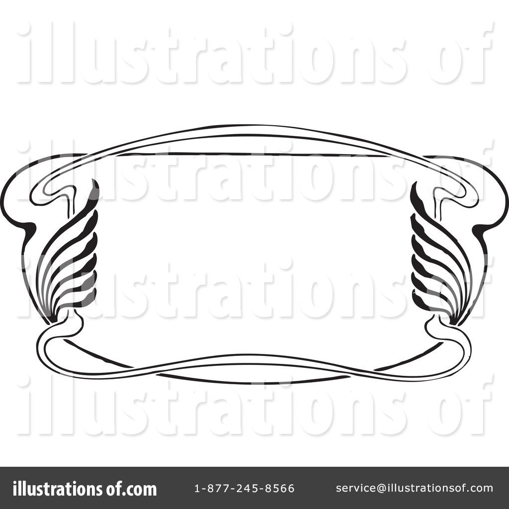 Art Deco Clipart #209594 - Illustration by BestVector