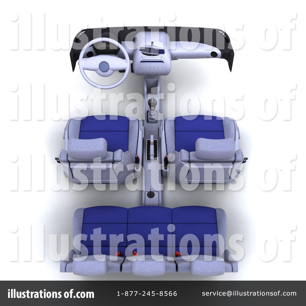 Automotive Clipart #101801 - Illustration by KJ Pargeter