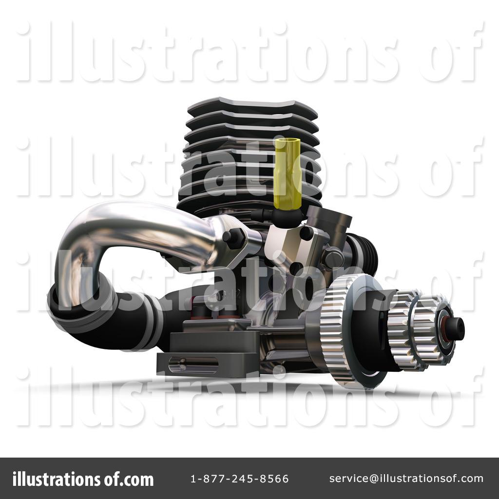 Automotive Clipart #22510 - Illustration by KJ Pargeter