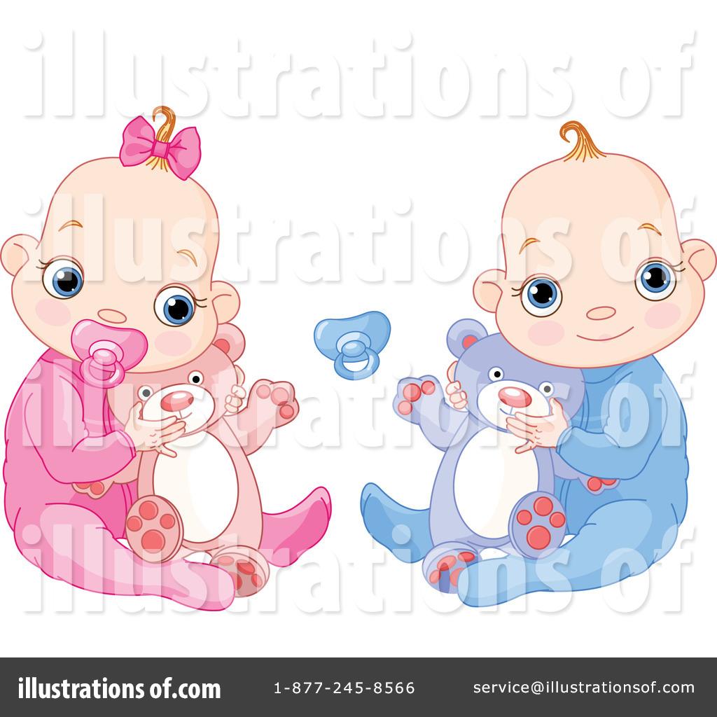 Поздравления с днём рождения двойняшек девочка и мальчик