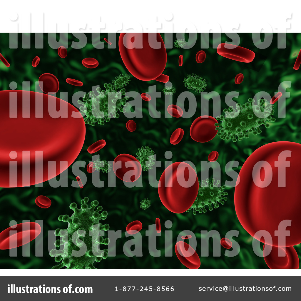 Royalty free rf bacteria clipart illustration by geo images stock