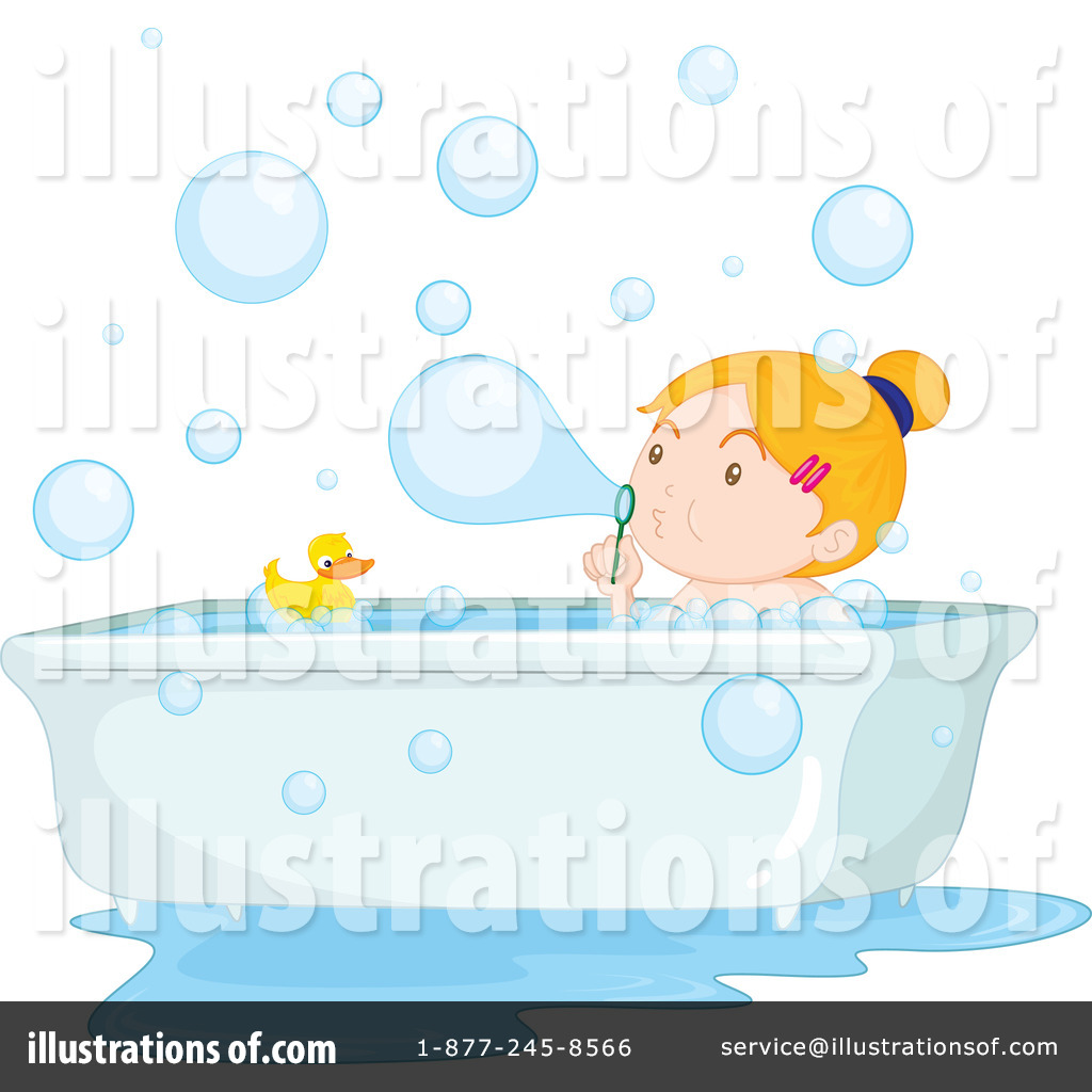 Bath tub clipart 1139329 illustration by colematt for R f bathrooms and kitchens
