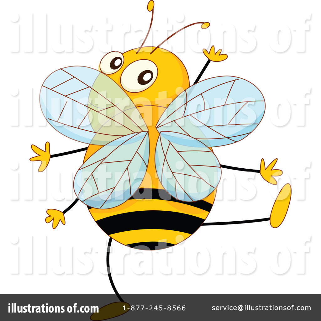 royalty free bee clipart - photo #29