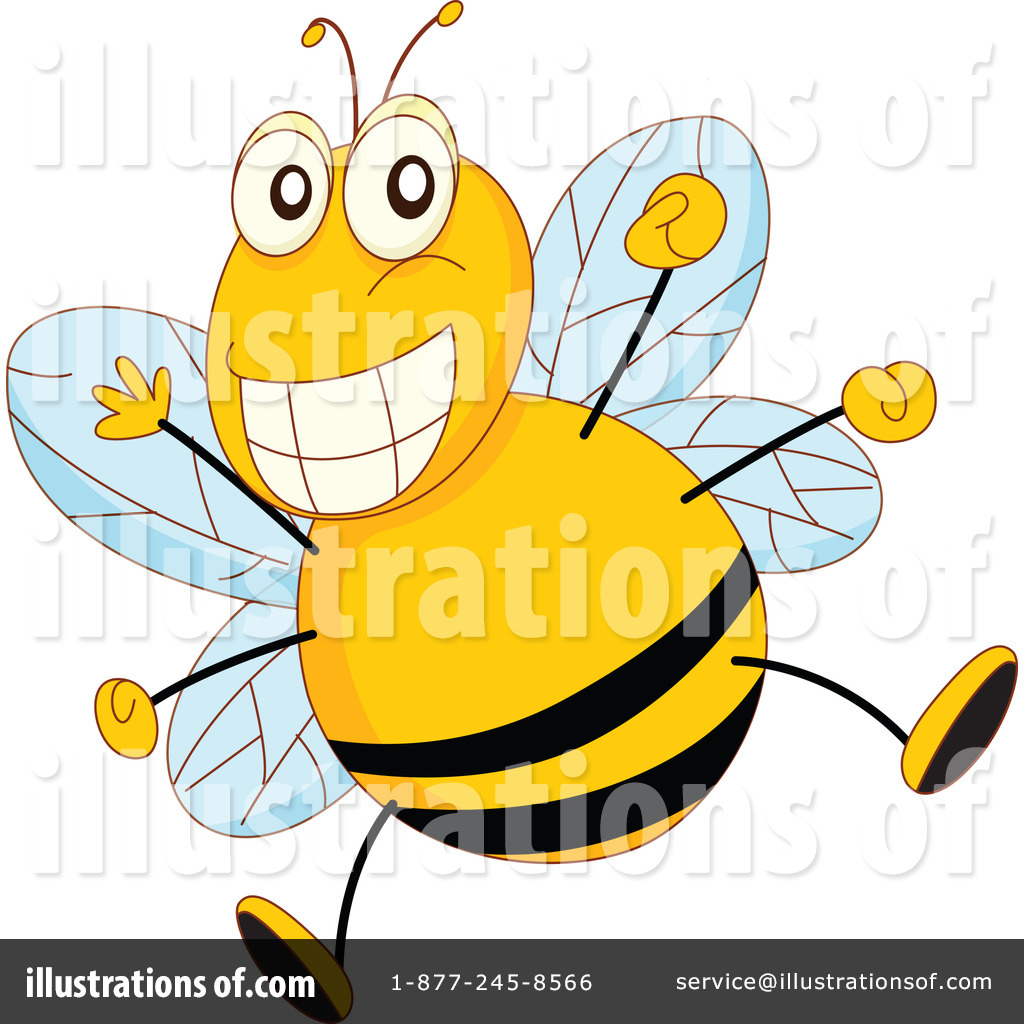 royalty free bee clipart - photo #17