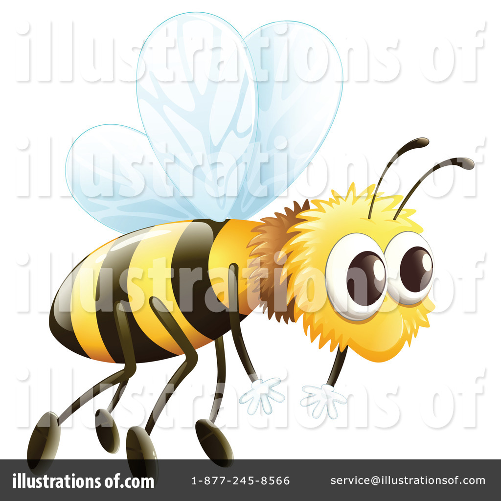 royalty free bee clipart - photo #28