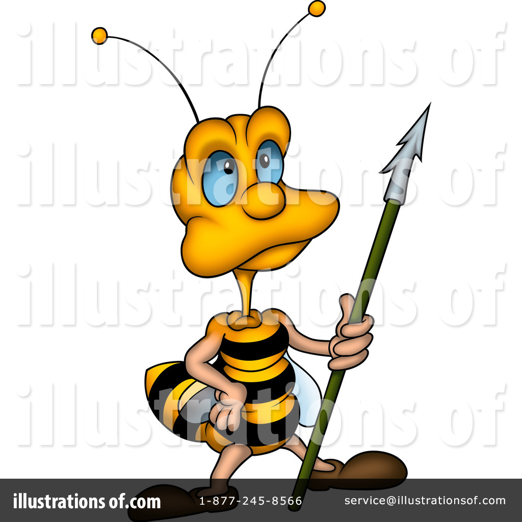 royalty free bee clipart - photo #18