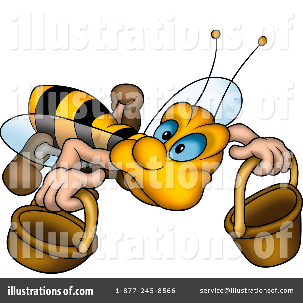 royalty free bee clipart - photo #41
