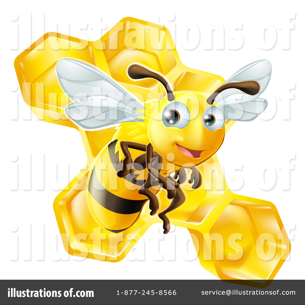 royalty free bee clipart - photo #39