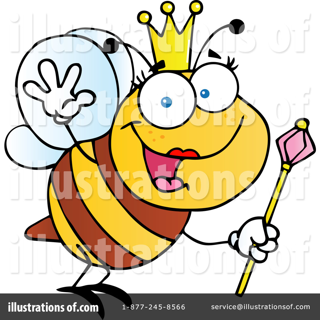royalty free bee clipart - photo #46