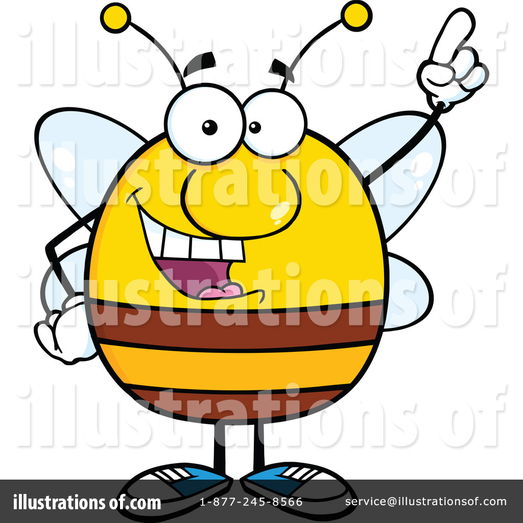 royalty free bee clipart - photo #16