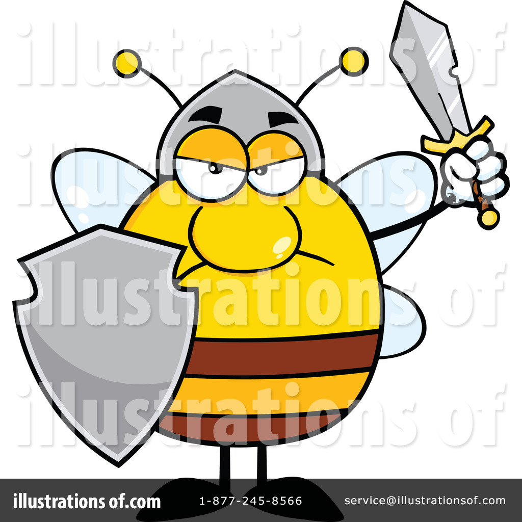 royalty free bee clipart - photo #31