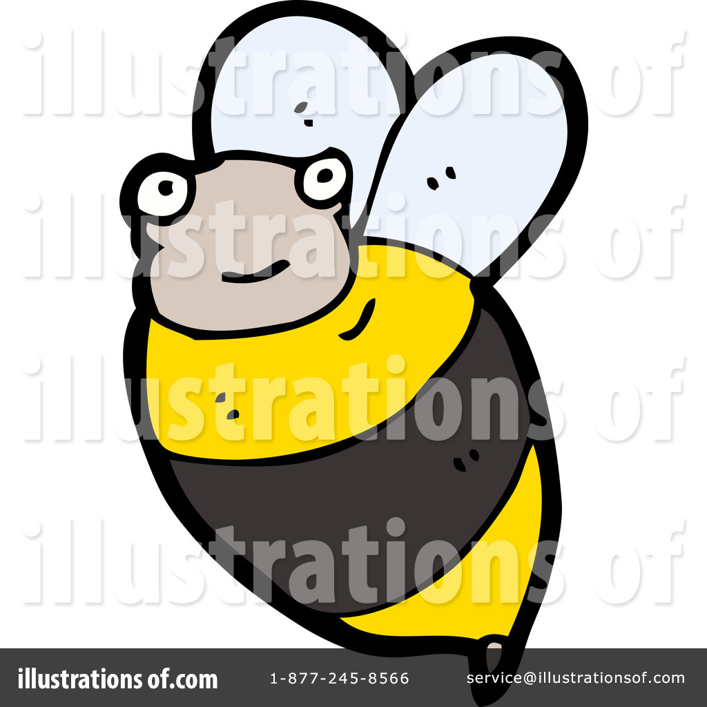 royalty free bee clipart - photo #26