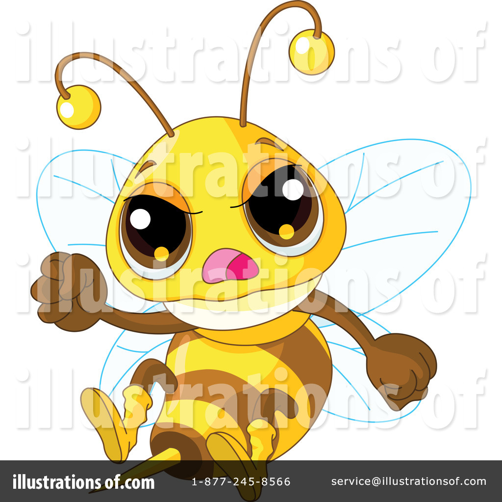 royalty free bee clipart - photo #42