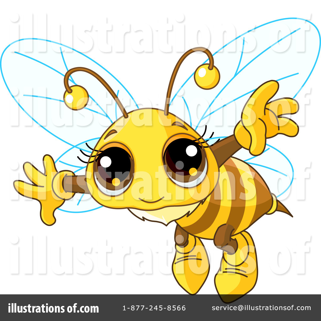 royalty free bee clipart - photo #37