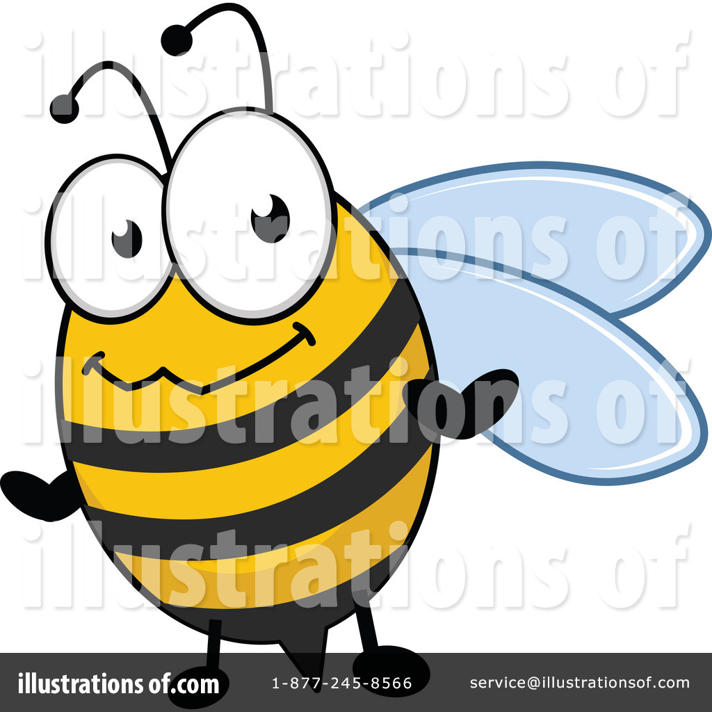 royalty free bee clipart - photo #47