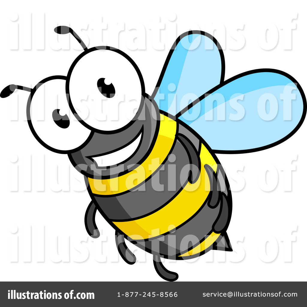 royalty free bee clipart - photo #11
