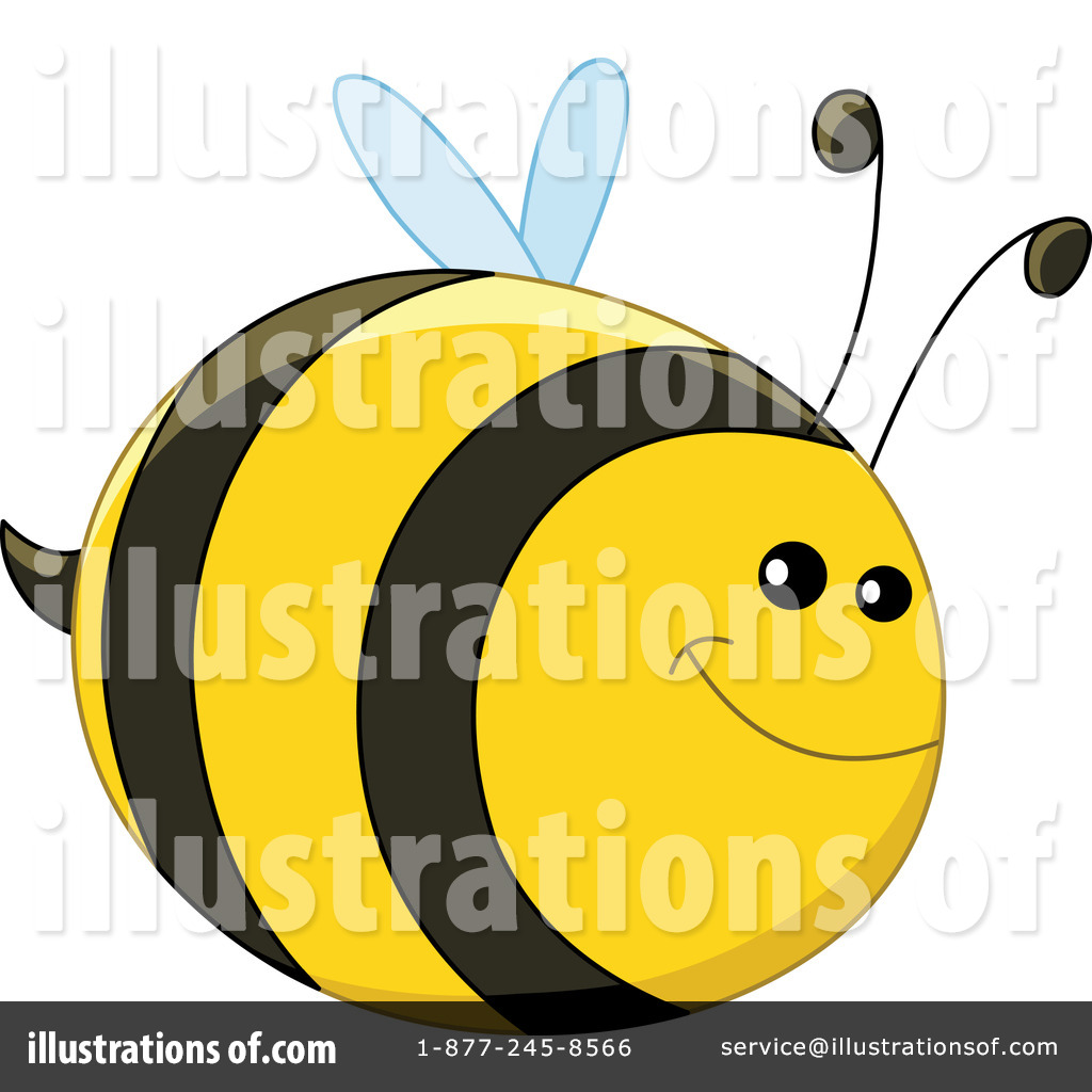 royalty free bee clipart - photo #34