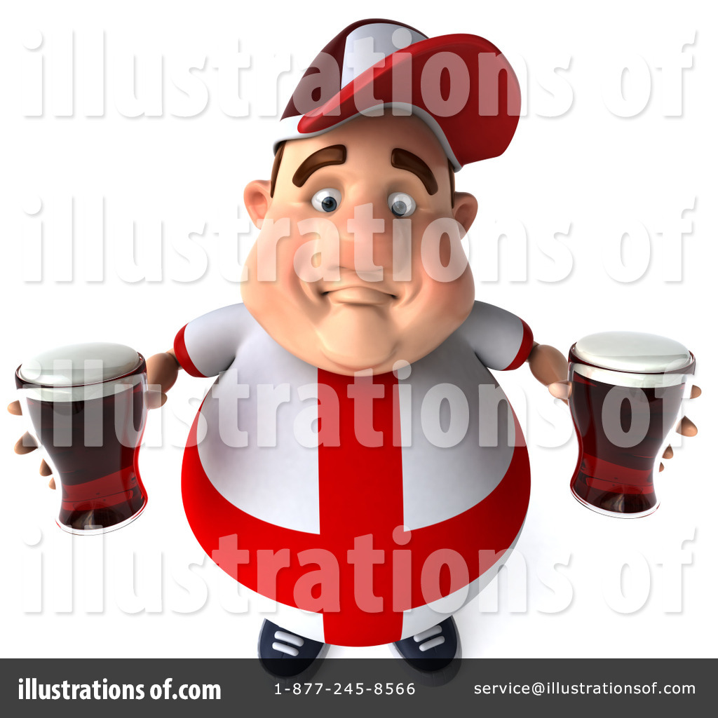 Royalty free rf beer man clipart illustration by julos stock sle