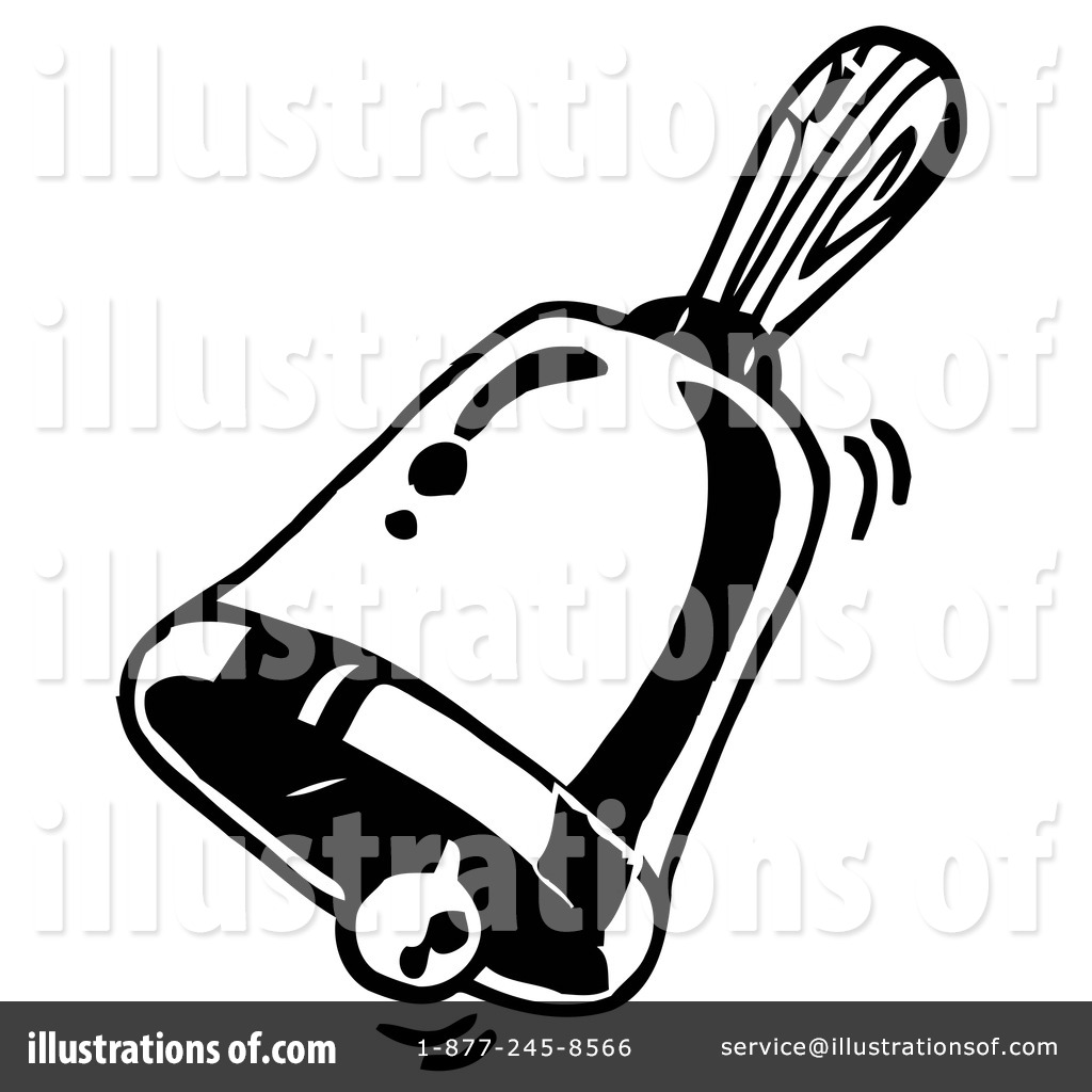 Bell Clipart #36374 - Illustration by LoopyLand
