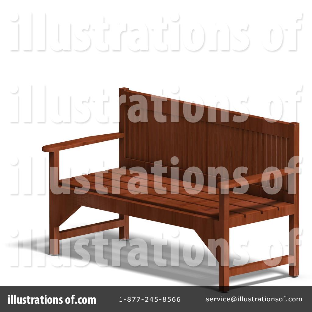 Clipart Park Bench Park bench clipart #1