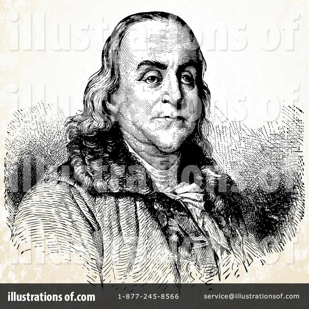 Benjamin Franklin Clipart #211474 - Illustration by BestVector