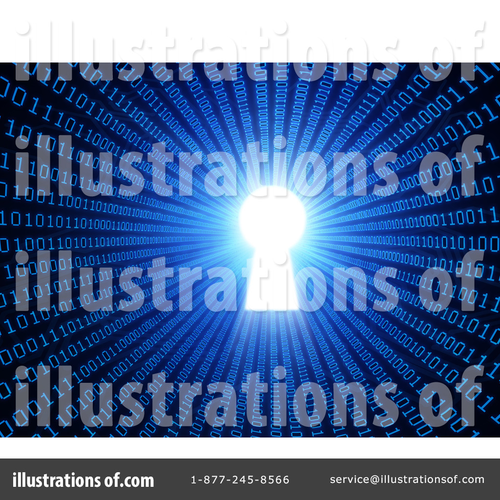 Royalty free rf binary clipart illustration by mopic stock sle