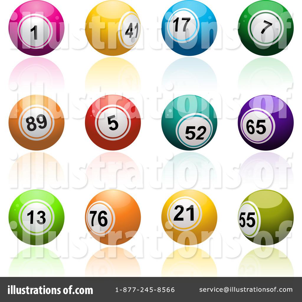 Bingo Clip Art Borders (rf) bingo balls clipart