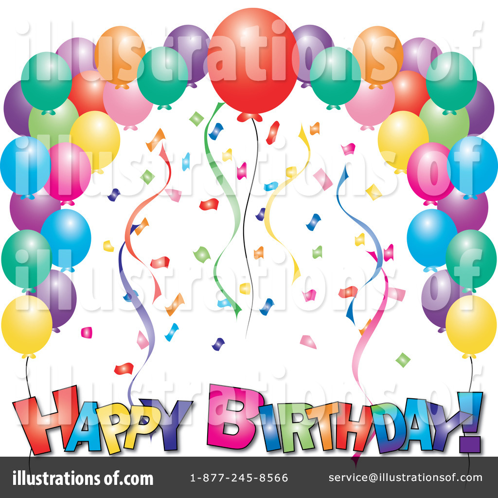 Birthday Clipart Pams Royalty Free Stock