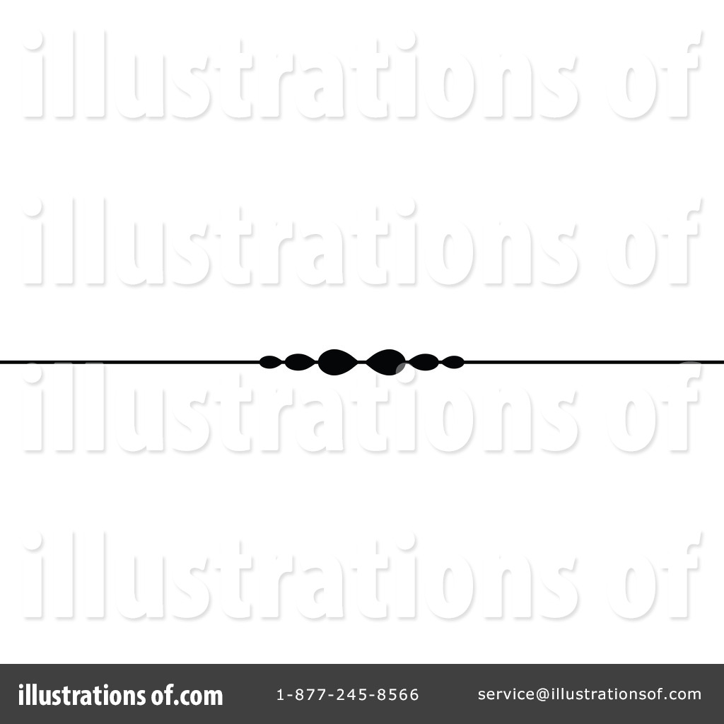 Single Line Clipart : Single line borders clip art clipart download