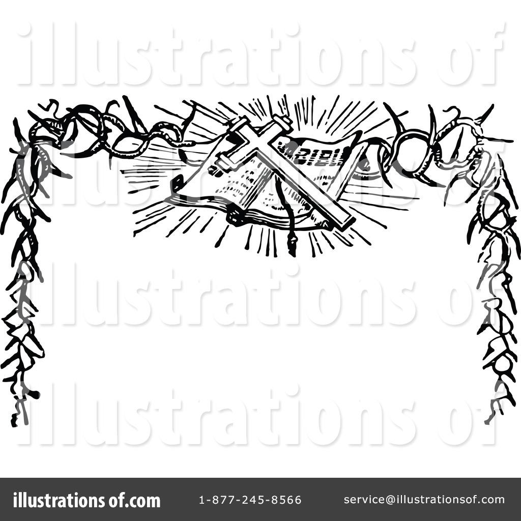 Border Clipart #1149287 - Illustration by Prawny Vintage